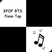 Piano Tap - KPOP BTS