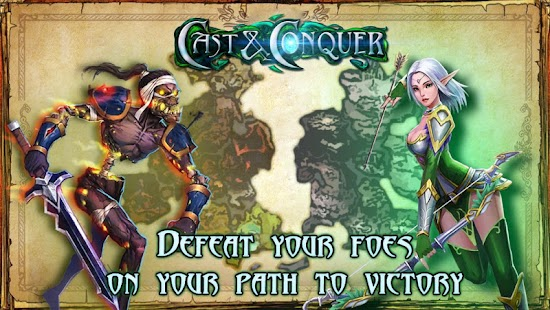 Cast & Conquer- screenshot thumbnail