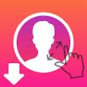 Download profile picture for instagram icon