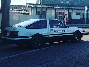 スプリンタートレノ AE86 AE86 GT-APEX 58年式のカスタム事例画像 lemoned_ae86さんの2019年05月17日07:27の投稿