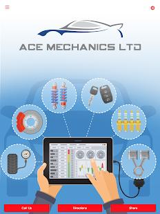 Ace Mechanics - náhled