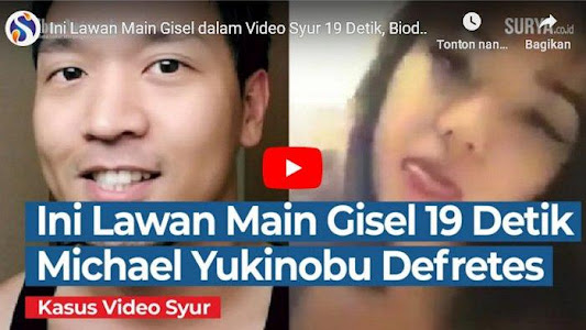 Video 'Goyang Sel' Juga Viral Setelah Adegan Syur Gisel dan MYD Beredar, Aktivis Perempuan Membela - Surya