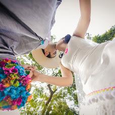 Wedding photographer Edgar Atoche (huellavisual). Photo of 15.09.2014