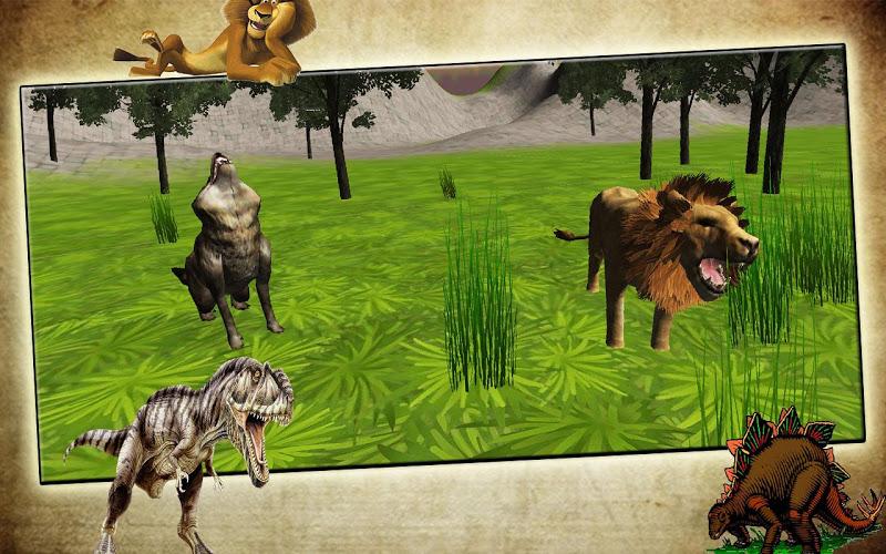 Скриншот Jungle Adventure Animal Hunter