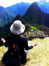 Photo: Machu Picchu, Peru.  July 2012.