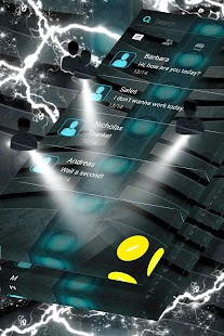 SMS Theme For Huawei - náhled