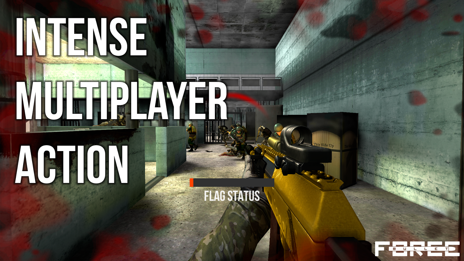 Bullet Force- screenshot