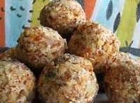 Yummy Mini Crab Balls Recipe