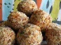 Yummy Mini Crab Balls Recipe