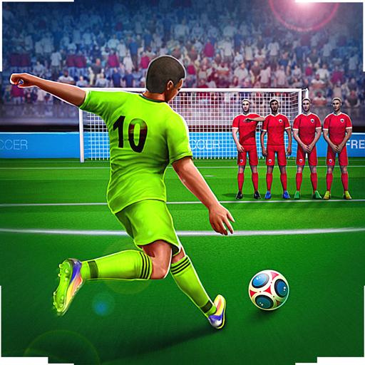 FreeKick World Football Cup 2018 Russia (game)