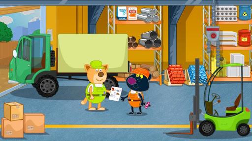 Hippo builder. Building machines 1.1.8 screenshots 3