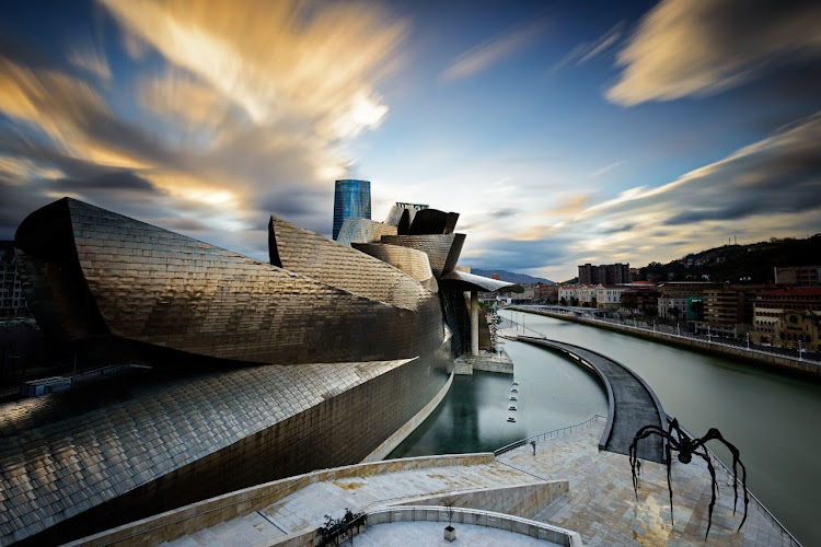 Guggenheim Museum. Picture: GETTY