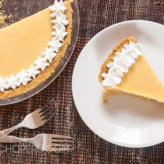 Passionfruit Cream Pie