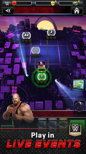 WWE Champions Free Puzzle RPG 0.221 screenshots 5
