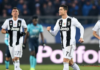 Un nouveau record à l'actif de Ronaldo à la Juve