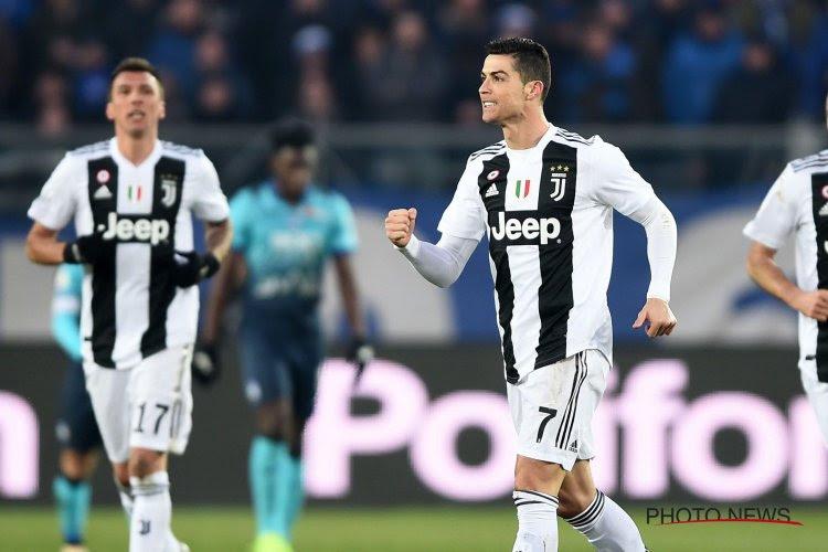 """Cristiano Ronaldo : """"Je suis sûr que ce sera une excellente année pour la Juventus"""""""
