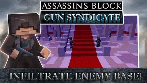 Assassin Block Gun Syndicate