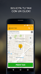 Easy Taxi – Taxi Rapido App: miniatura de captura de pantalla