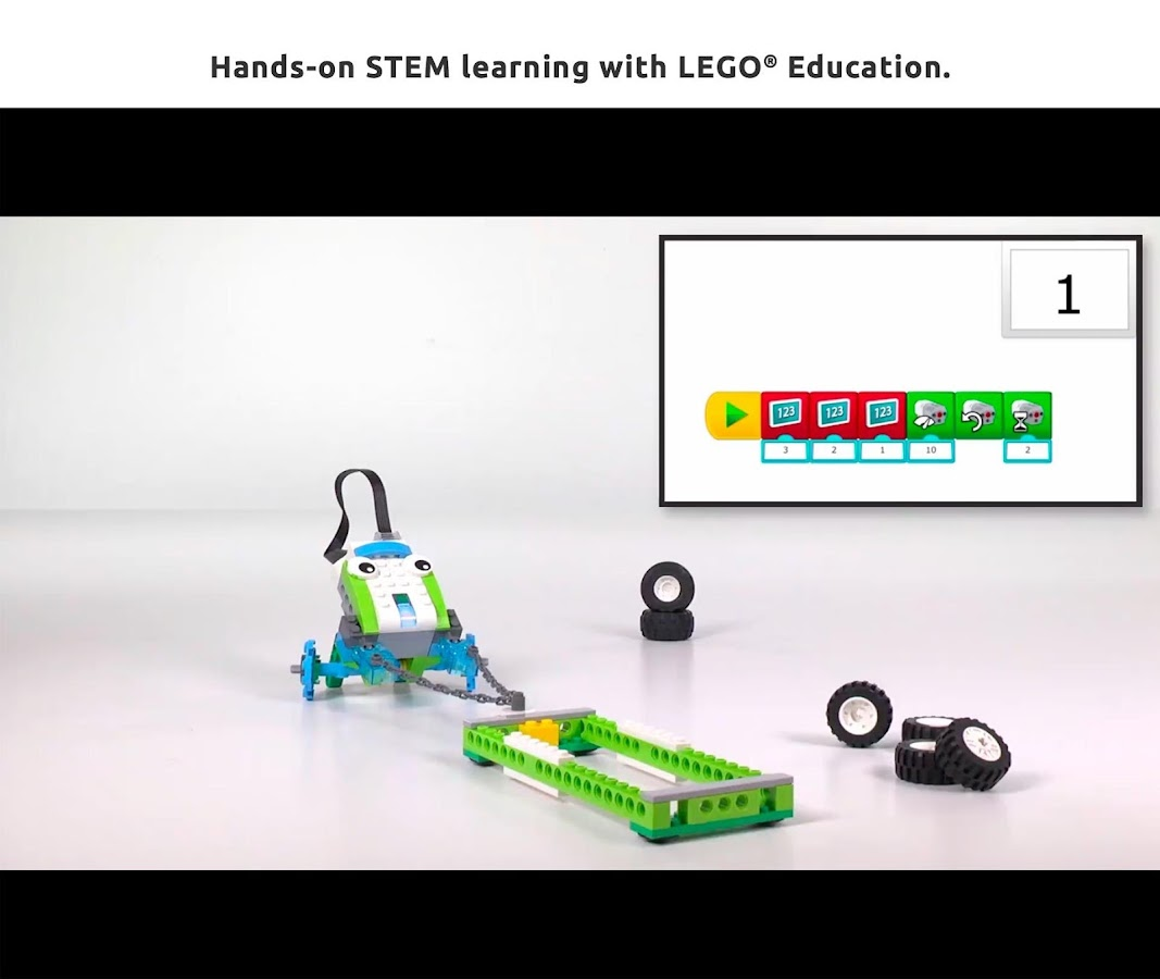 WeDo 2.0 LEGO® Education- screenshot