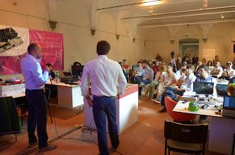 Photo: Stefano Puzzuoli SMS R.I.O.T valutazione delle startup