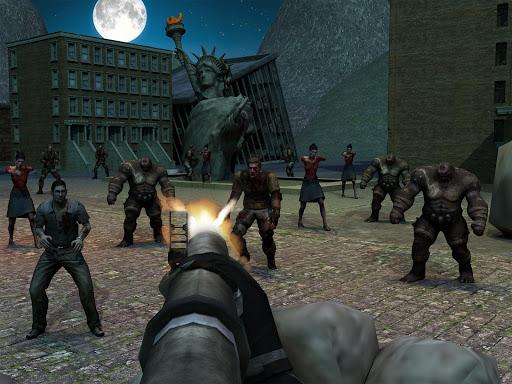 Zombie Battlefield Shooter 1.3 screenshots 8