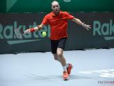Steve Darcis verliest kansloos eerste duel van ontmoeting met Bulgarije