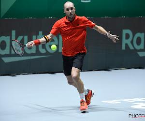 Steve Darcis leidt België naar eerste zege op Davis Cup