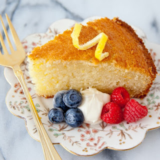 "French ""Gateau au Yaourt"" – (A No Measure Cake!)."