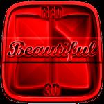 Next Launcher Theme BeautifulR Icon