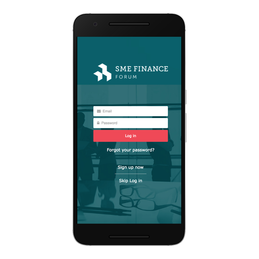 SME Finance- screenshot