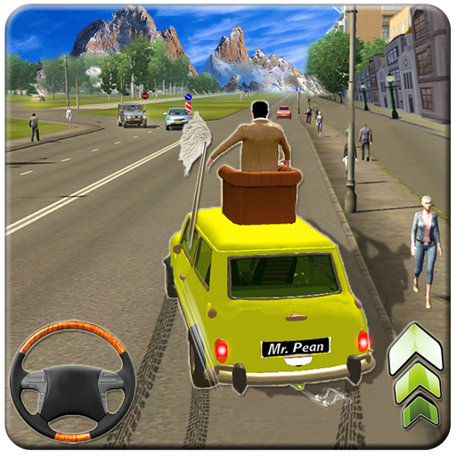 Mr. Pean Car City Adventure - Games for Fun file APK Free for PC, smart TV Download