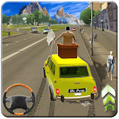 Mr. Pean Car City Adventure - Games for Fun
