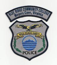 Photo: Blue Ridge Community College Police