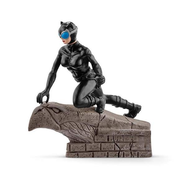 Contenido de Schleich® 22552 Catwoman