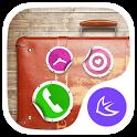 Sticker Travel APUS theme icon