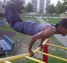 Photo: Jman Workout Planche