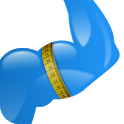 Body Measurement, Body Fat and Weight Loss Tracker icon
