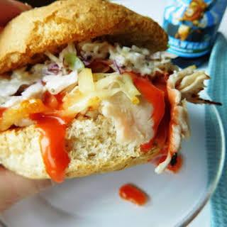 Deli Counter Turkey Sandwich.