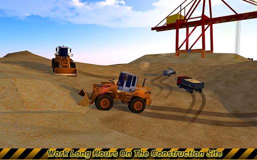 Loader & Dump Truck Simulator  screenshots 2