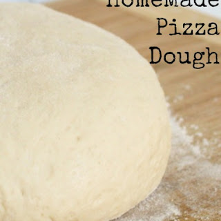Making Your Own Pizza Dough - The Frugal Way