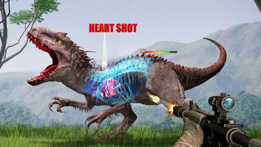 Dino Games - Hunting Expedition Wild Animal Hunter 7.0 screenshots 7