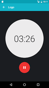 Worktimer -  Track your time- screenshot thumbnail