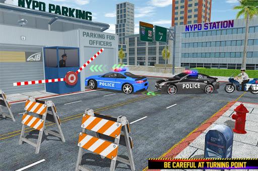 US Police Parking: Car Games 1.0 screenshots 2