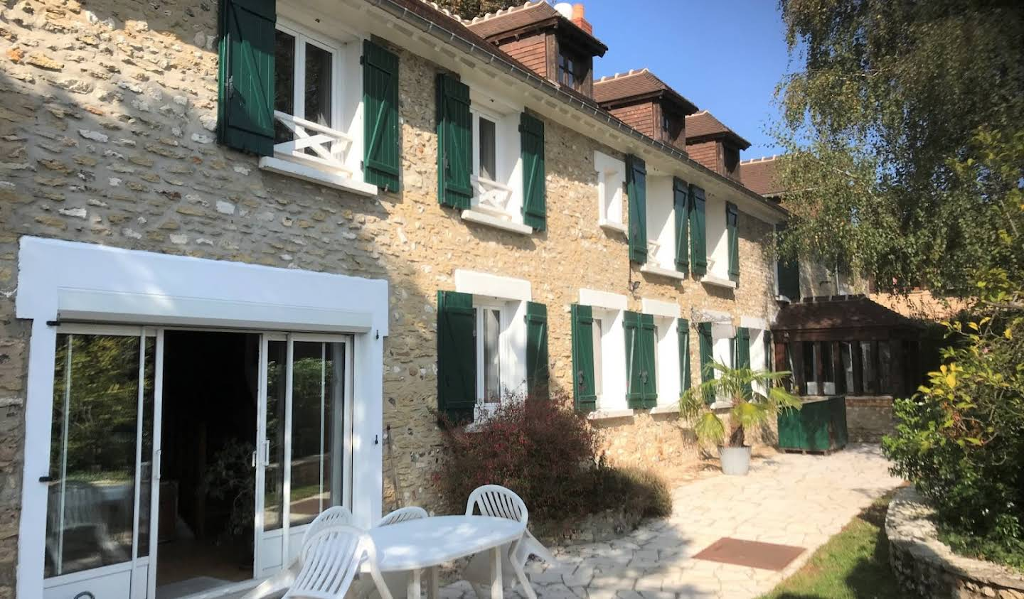 House with pool and terrace Pacy-sur-Eure