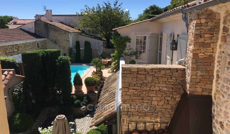 Propriété avec piscine Lamalou-les-Bains
