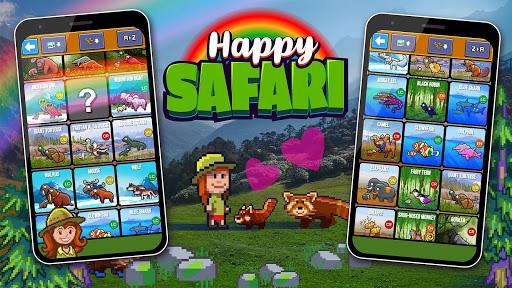 Happy Safari - the zoo game 1.1.7 screenshots 8