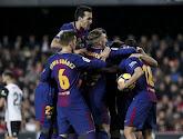 Le Barça vise un attaquant du Milan AC