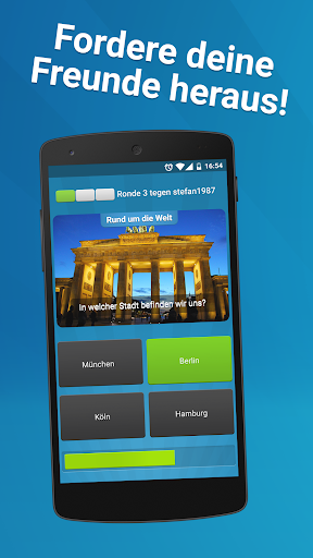 Quizduell PREMIUM game for Android screenshot