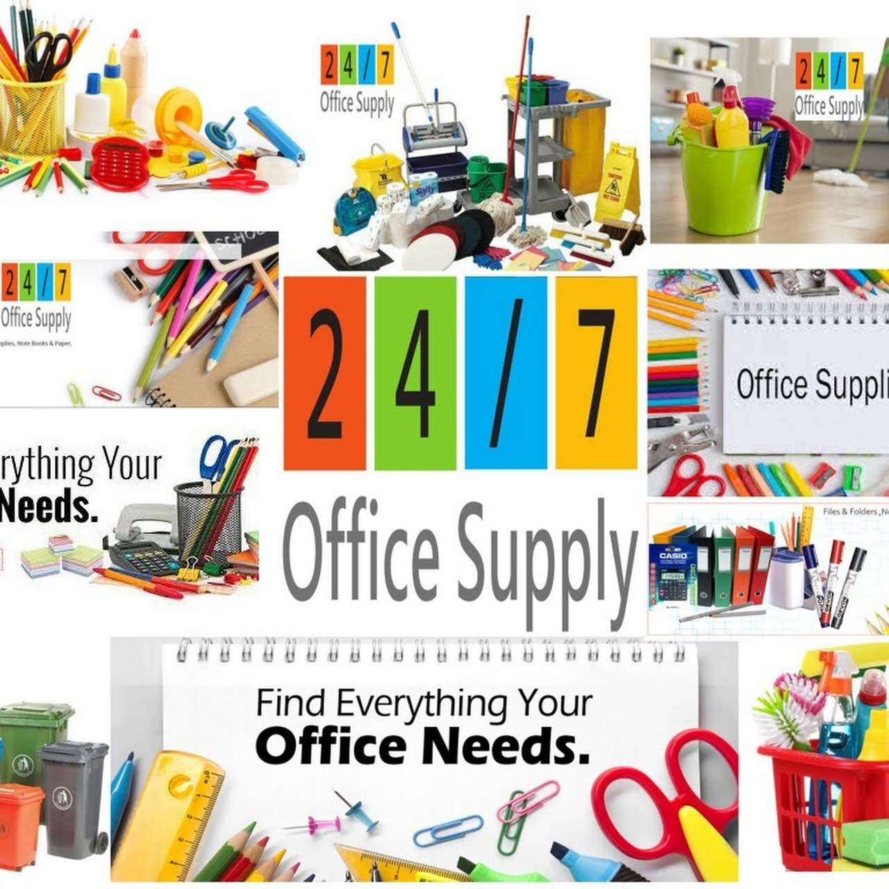 24 7 Office Supply Pan Indi
