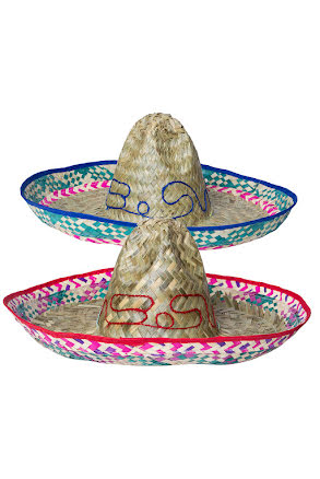Sombrero, natur 52cm